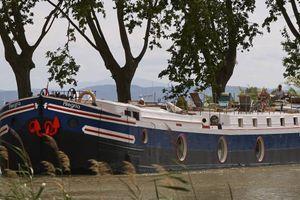 Luxury Canal Cruising France