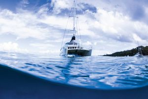 JALUN - 65ft luxury sailing catamaran