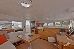 Lagoon 500 Sailing Catamaran
