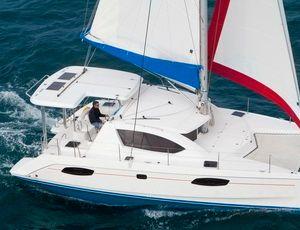 leopard 384 yacht