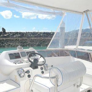Venturer 38 catamaran wheels