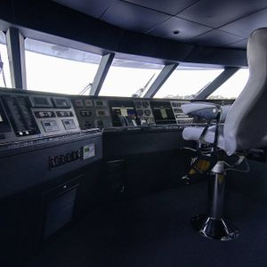 Sahana yacht indoor