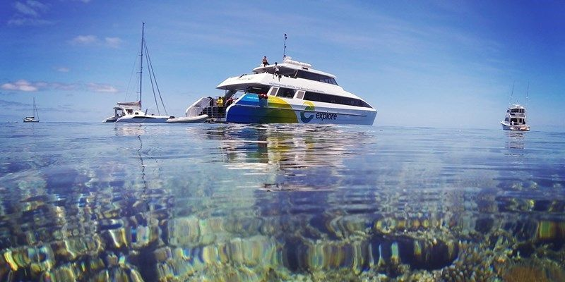 Hamilton Island - Full Day Snorkel the Great Barrier Reef (exp)